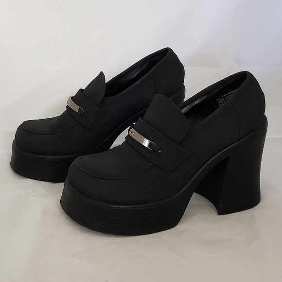 587fdfcb1d90 lei Shoes - Vintage LEI super chunky platform oxfords